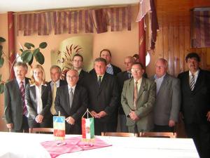 Aradi vendégeink 2010